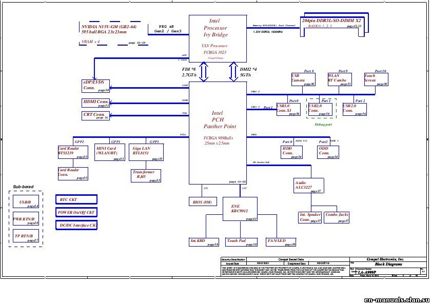 Schematics For Hp 15  Hp 250 G3 In The Online