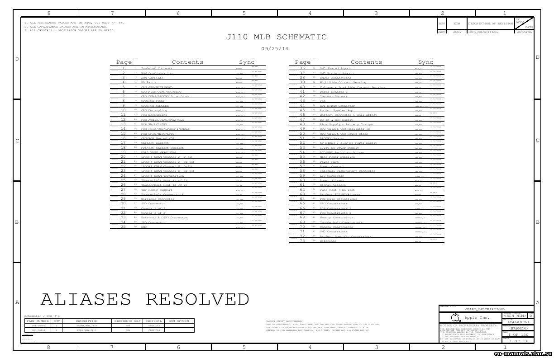 schematics for apple macbook air 11 u0026 39  u0026 39  a1465 in the online