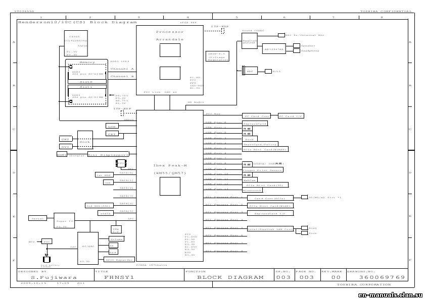 schematics for toshiba satellite pro s500    tecra a11 in