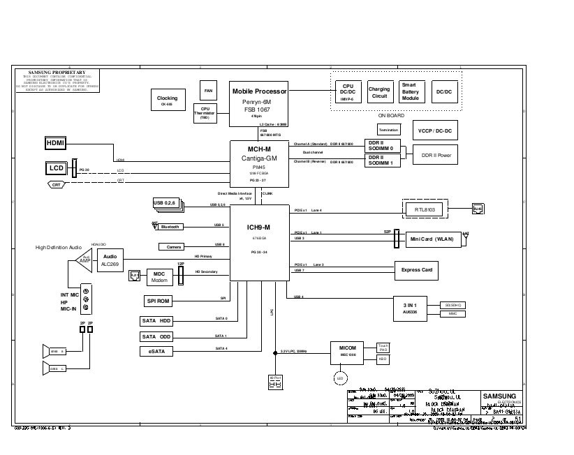 schematics for samsung np  np