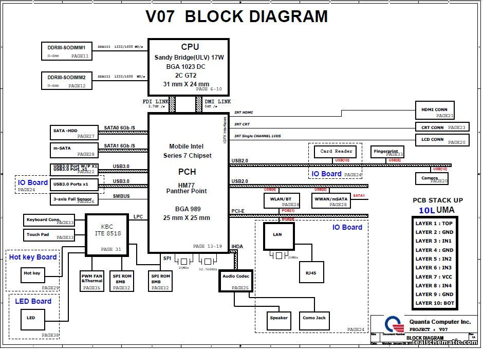 schematics for dell vostro 3360 in the online store at a