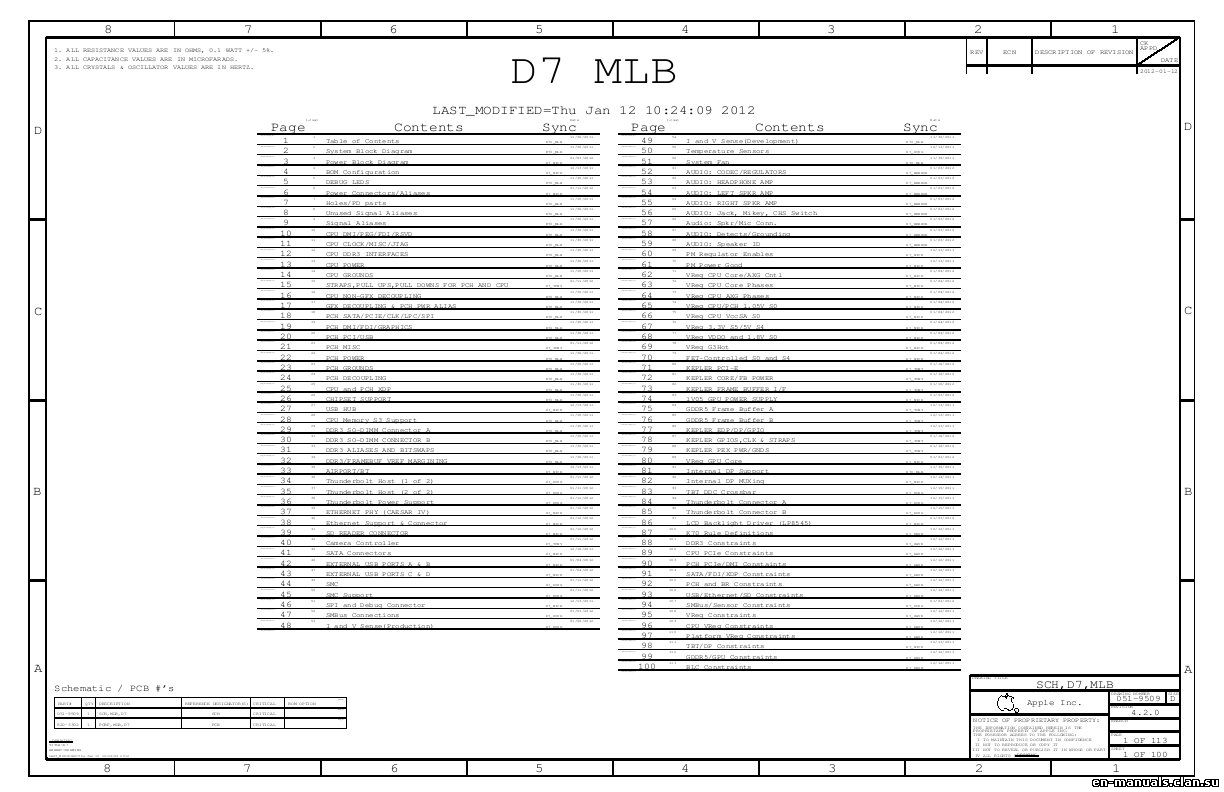 schematics for apple imac 21 5 u0026quot  a1418 in the online store